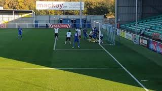 Eastleigh FC vs Hampton & Richmond Borough 18/19 Fa Cup Vlog!