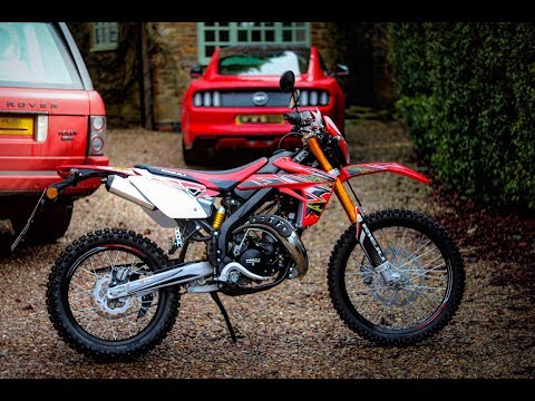 Is this the Coolest 50cc money can buy? Rieju MRT Pro 50 Enduro