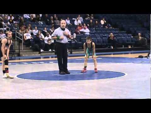 Kids 70  Patrick McCormick Poquoson vs. Daniel Eades Hickory