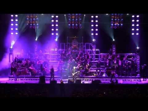 Midge Ure live @ Rock Meets Classic 2014