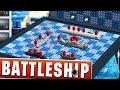 SINKING BEN'S BATTLESHIPS (BOARD GAME SUNDAY) - BATTLESHIP BOARD GAME