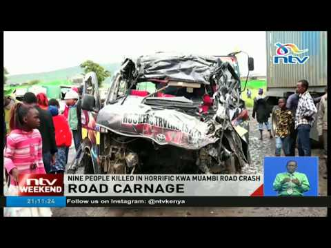 9 people die in road accident while travelling back from a dowry ceremony