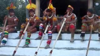 A música Yawalapiti - Îandé radiola dos Povos