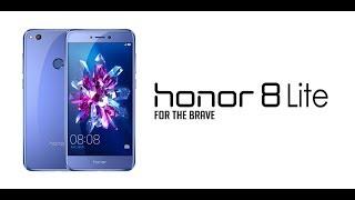 Huawei Honor 8 lite разборка забавный случай