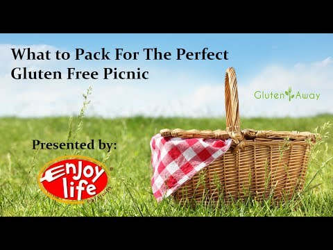 What To Pack For The Perfect Gluten Free Picnic (Presented By Enjoy Life Foods)