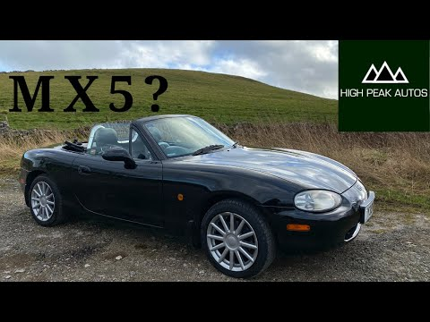 Should You Buy A Mazda MX5? (Test Drive & Review MK2)