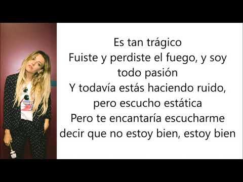 Rachel Platten - Keep Up Letra en español