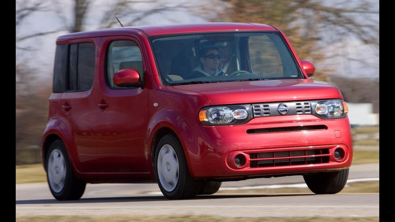 2010 nissan cube car and driver youtube vanachro Choice Image