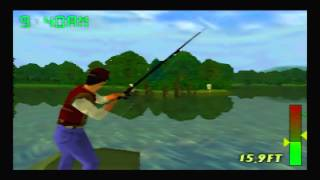 Bass Hunter 64 Game Sample - N64