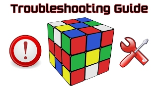 How to Solve the Rubik's Cube: Troubleshooting Guide
