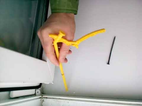 Как утеплить подоконник пластикового окна своими руками