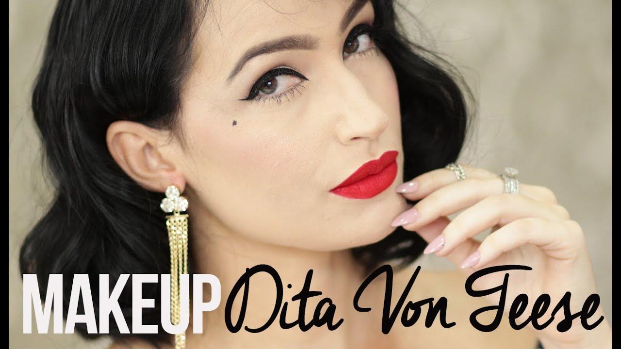 c91dcc5ce24b Dita Von Teese Makeup