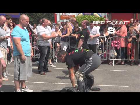 North Lincolnshire's Strongest Man 2012 | Stocky's Strongmen (FULL VIDEO HD)