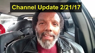 Robert DIY YouTube channel update, tools, contacting me, donations, etc. - VOTD