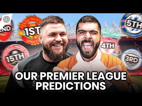 2020/21 PREMIER LEAGUE PREDICTIONS! | Howson & Mckola