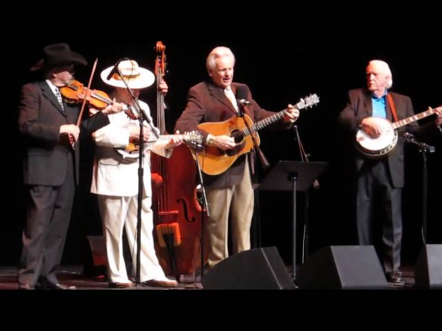 Masters of Bluegrass - I Wonder Where You Are Tonight