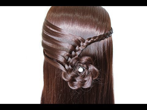 Party hairstyle 2017 for young girls ♛ Sexy Hairstyle