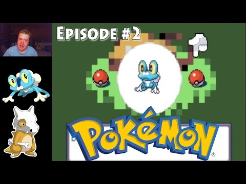 Lets Play: Pokemon X And Y GBA Rom Hack   Episode #2   Kermit The FROAKIE!!!