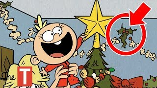 10 Secret Facts In The Loud House Christmas Episode You Didn't Notice