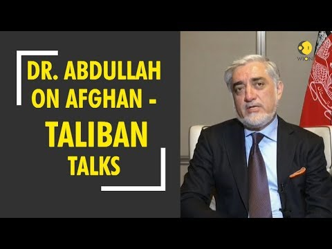 WION Exclusive: Dr. Abdullah on Afghanistan - Taliban talks and its success
