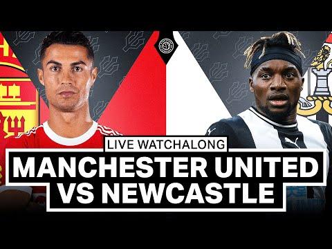 Manchester United 3-1 Newcastle – The Return Of Ronaldo! | Live Watchalong!