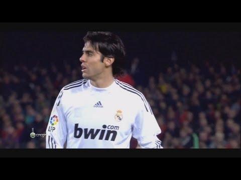 Ricardo Kaká vs FC Barcelona (A) 09-10 HD 720p by Yanz7x