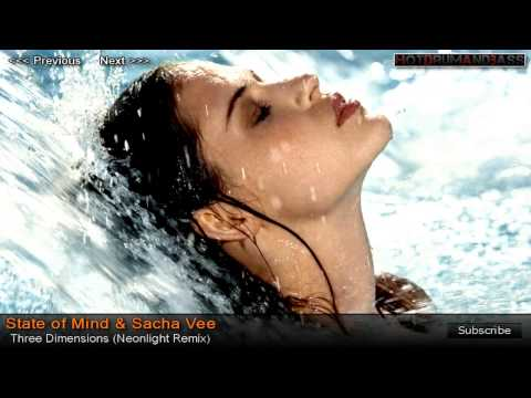 State of Mind & Sacha Vee - Three Dimensions (Neonlight Remix)