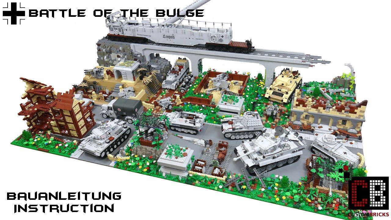 how to make a lego ww2 land mine