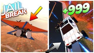 *WORKING* TOP 5 BEST JAILBREAK GLITCHES YOU SHOULD KNOW! (Roblox)