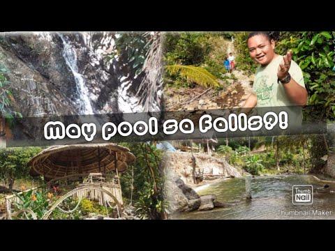 RELAXING PLACE TO VISIT IN PALAWAN | DUMARAN WONDER | SWIMMING POOL AT THE FALLS