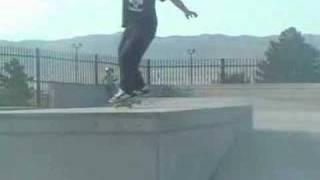 South Jordan Skatepark, Utah