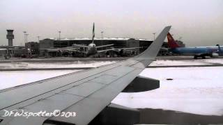 Air Canada Embraer 175 Landing at Toronto Pearson International Airport