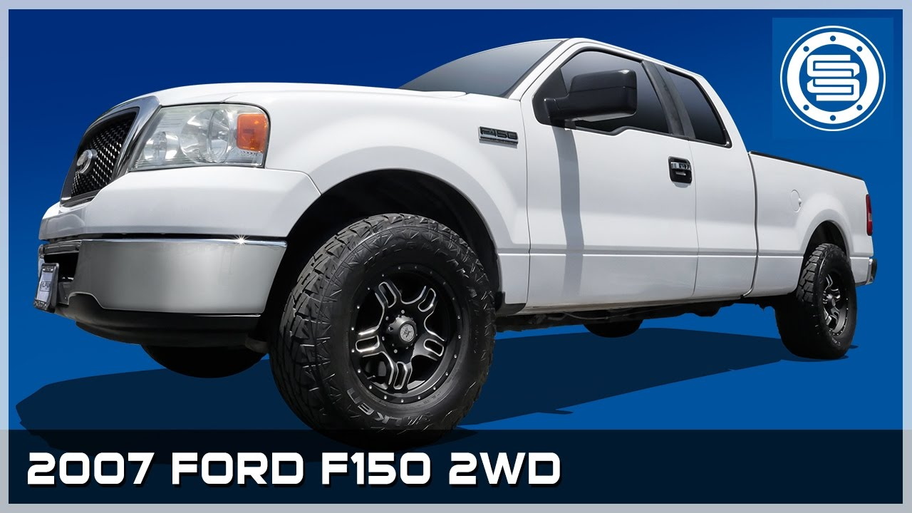 2007 Ford F150 3 Front 2 Rear Leveling Kit Install Tutorial