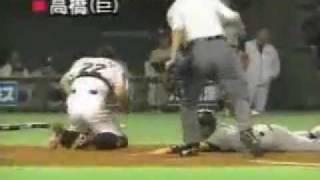 巨人の高橋由伸選手のファインプレー集です。 この打球感は天才としか言...