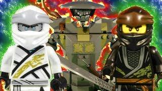 LEGO NINJAGO HUNTED PART 6 - COMING TOMORROW - SEASON FINALE