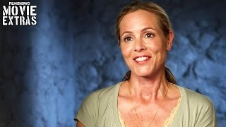 Lights Out | On-set with Maria Bello