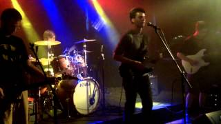 The High Five - Reptilia (live) @ The Krux; 07-09-14. Pt. 1