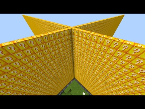 ONE VS ONE LUCKY BLOCK WALLS! | Minecraft Mods