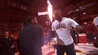2017 Cleveland Cavaliers NBA Finals Hype Video
