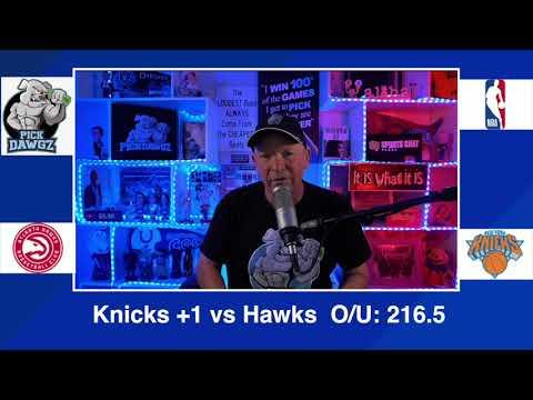 New York Knicks vs Atlanta Hawks 2/15/21 Free NBA Pick and Prediction NBA Betting Tips