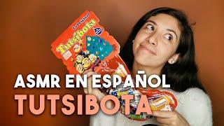 ASMR En Español - Probando La Clásica Tutsibota 🎄