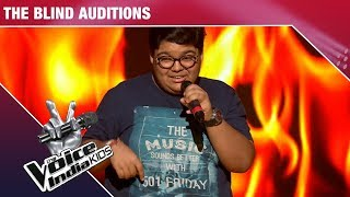 Tanishq Arora Performs On Ek Haseena Thi | The Voice India Kids | Episode 3