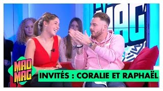 Le Mad Mag du 14/04/2016 - Emission 38 avec Coralie et Raphaël