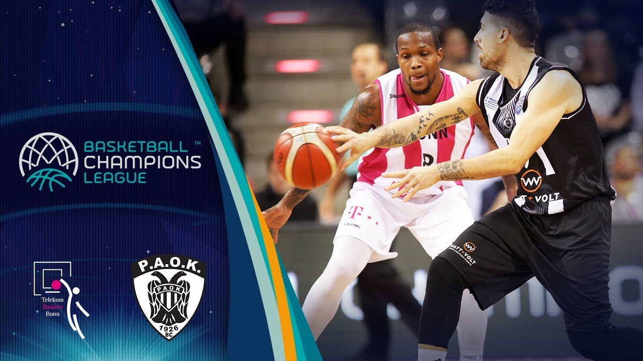 c14598af82e Telekom Baskets Bonn v PAOK boxscore - Basketball Champions League ...