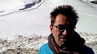Tragedia cascata ghiaccio Gressoney-Saint-Jean - la testimonianza del soccorritore Alessandro Comune