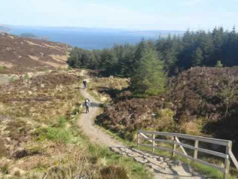 KINTYRE WAY 2011 - Part 1. [Advert free video].