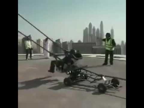Arap teknologisiyle deney yapalım derken adam uzaya çıktı