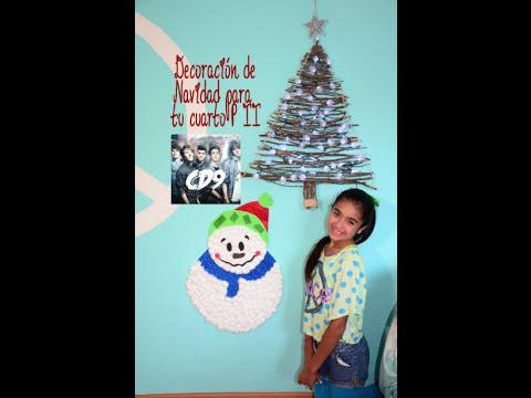 xime ponch decora tu cuarto de navidad parte ii mu eco de