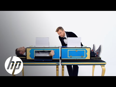 Original HP Ink Prints Twice as Many Pages | HP Printer Ink | HP