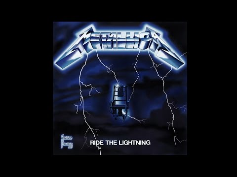 Digital Painting - Ride The Lightning Album Cover [Photoshop]